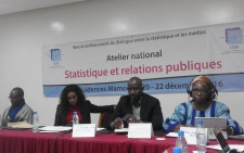 Dialogue mutuel : journalistes & statisticiens